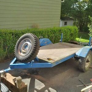 Heavy Duty 4x8 Utility trailer