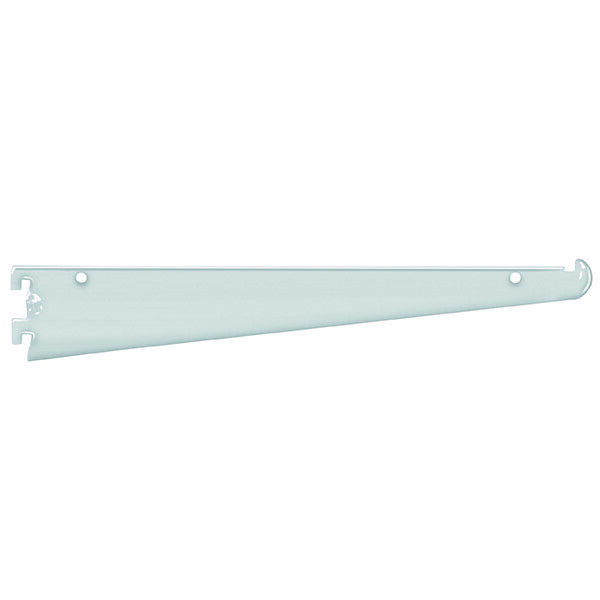 Shelf Bracket For 1/2 Inch Slotted Standard - Count of 10