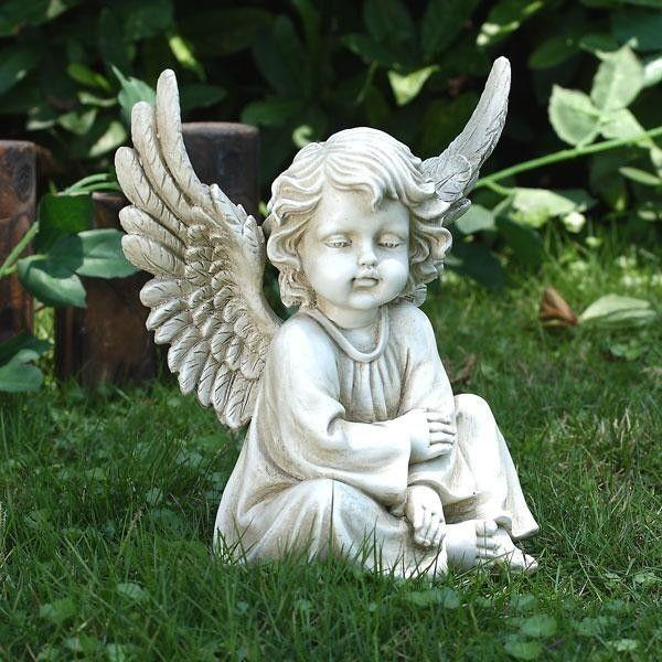 Ein Engel für den Garten: Finden Sie günstige Skulpturen bei eBay