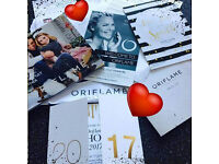 Oriflame give presents