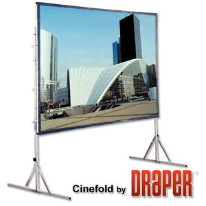 Cinefold Portable Projection Screen