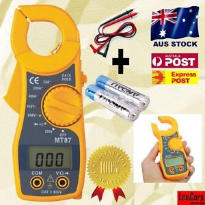 NEW-AC-DC-Digital-Multimeter-Electronic-Tester-Clamp-Meter-Beeper-GREAT-GIFT