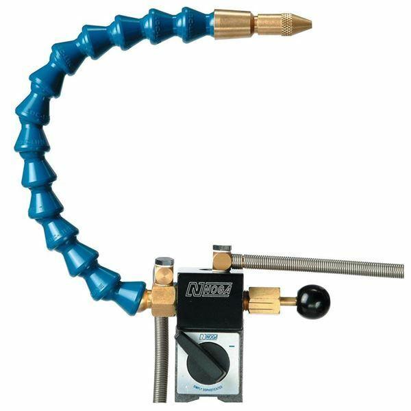 Noga MC17001 Mini-Cool Single Nozzle Cutting Fluid Applicator