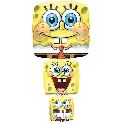 Spongebob Balloon (Spongebob Squarepants Lg. Supershape, 38