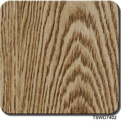 Hydrographics Film Oak Wood Grain 39 X 39