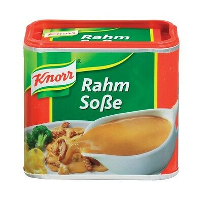 Knorr Creamy - Knorr RAHM SOSSE/ Creamy Gravy for 1,75L -238g-Made in Germany-FREE SHIPPING