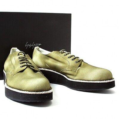 (SALE) Yohji Yamamoto POUR HOMME shoes Size 6(US 11)(K-27789)
