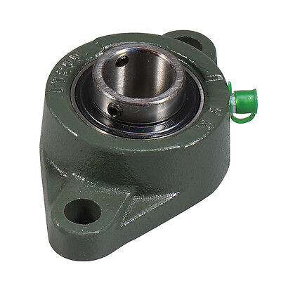 Ucft206-19 1-316 2 Bolt Flange Mounted Bearing Unit Fk Brand