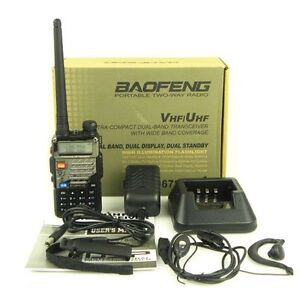 Baofeng UV-5RE+  (Latest version firmware)