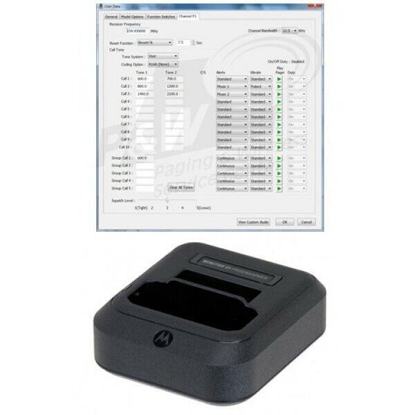 Minitor VI Programming Service