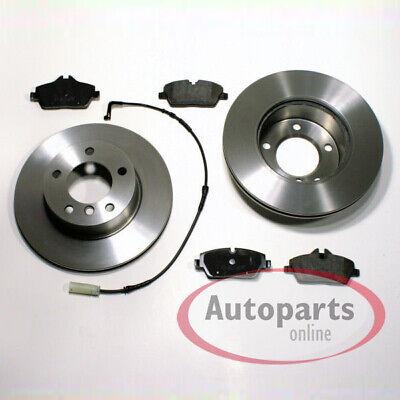 Bremsbeläge Bremsklötze Bremsen Warnkabel für vorne Vorderachse* Mini R56