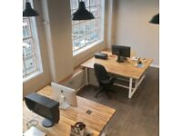 Dedicated Desk in Light + Spacious Office in Stratford - Sharing with 2 Designers