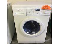 Bosch excel washer dryer