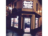 Takeaway kebab, pizza, fast food ,Longeaton NG10 area