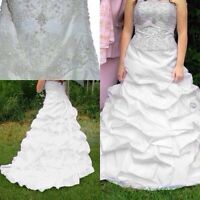 Wedding dress size 10 - want ir gone ASAp