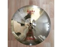 """Zildjian Azuka 15"""" Multi-Crash Effects Cymbal - Brand New Condition"""