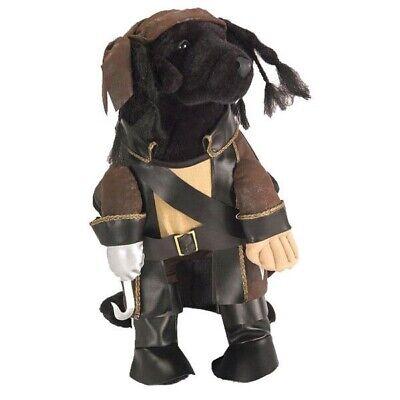 Pirate King Dog Costume
