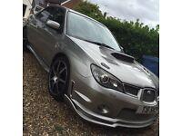 Subaru Impreza WRX Type UK, Full prodrive PPP kit one off modified mint car AWD
