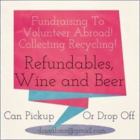 Collecting Recycling