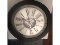 Quality black clock
