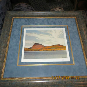 2 Group of 7seven limited prints (A.J.Casson)