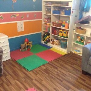 Place en garderie à 7,55$ par jour à Jonquière Saguenay Saguenay-Lac-Saint-Jean image 1