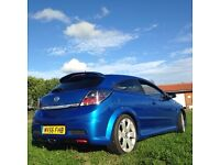 Astra vxr 2.0 turbo low miles