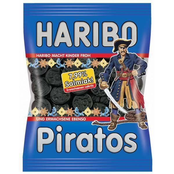 Haribo Piratos- 200g