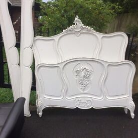 Beautiful French bed