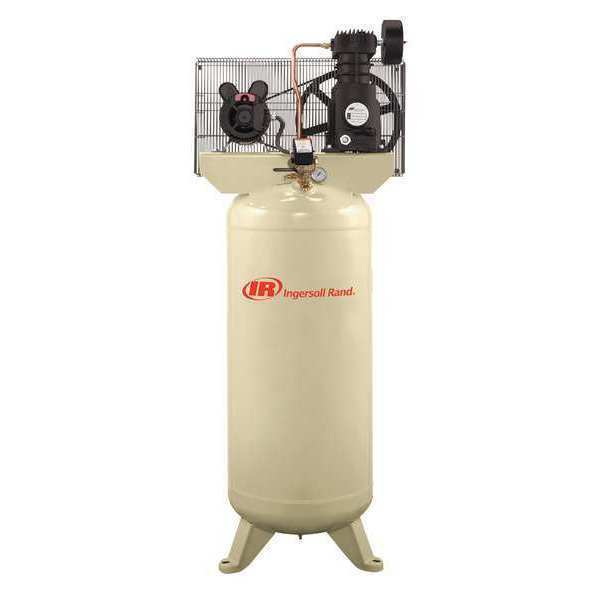 Electric Air Compressor, SS5L5, Ingersoll-Rand