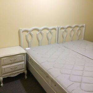 Double Twin beds (King)French Provincial quality set Kawartha Lakes Peterborough Area image 5