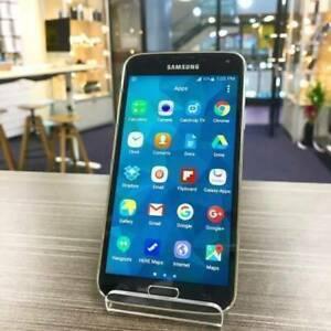 Galaxy S5 Black 16G AU MODEL INVOICE UNLOCKED GOOD CONDITION
