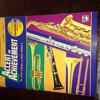 Bass clarinet book