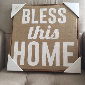Bless this home picture  Cambridge Kitchener Area image 1