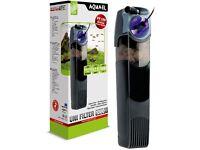 Aquael Uni 1000 UV Filter (eliminates algae & parasites)