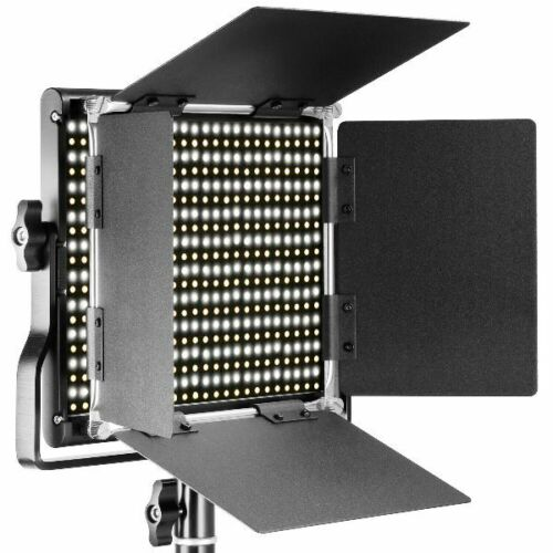 Neewer Dimmable Bi-Color 660 LED Video Light for Camera Photo Studio