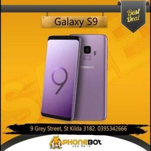 Samsung S9 64GB Excellent Condition @ Phonebot St Kilda Port Phillip Preview