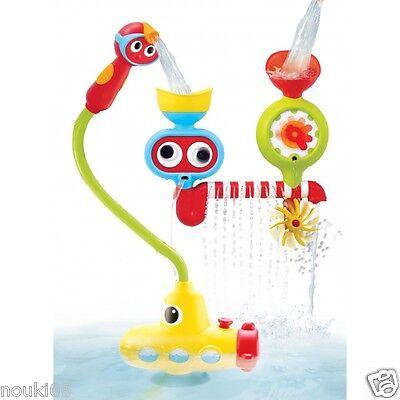 Yookidoo 40139 U-Boot Wasserspielzeug Badewannenspielzeug Badespass Wasserspiel