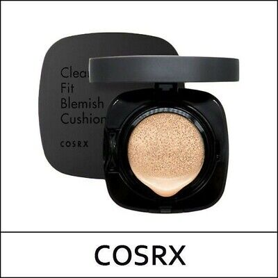 COSRX Clear Fit Blemish Cushion Shade 23 Natural Beige, PLUS FREE beauty samples