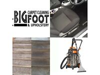 Bigfoot Carpet Cleaning & Upholstery