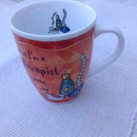Brand New Physiotherapist Mug