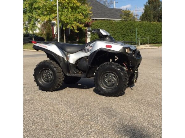 Used 2006 Kawasaki brute force 750