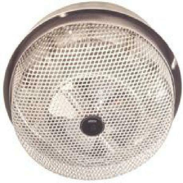 Broan Electric Radiant Ceiling Heater, Low Profile, Enclosed