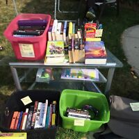 Garage Sale - Saturday - Accepting Cash & Credit Cards