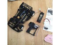 Nikko remote control racing car