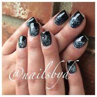 Gel nails ! Same day appts !