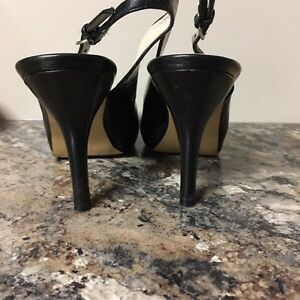 Nine West Leather Heels  Belleville Belleville Area image 3
