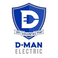 Electrician available for hire.