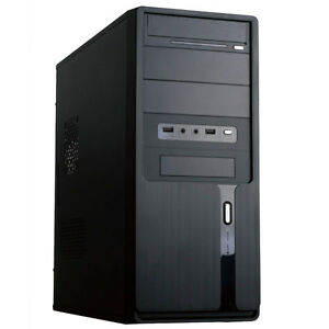 Quad Core Computer gamer a8 6600k 8gb 1tb PC Rechner Komplett System windows 7