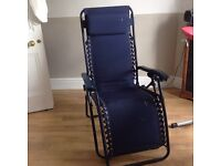 Reflexology chair
